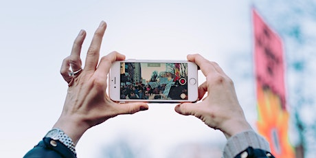 How to make a Campaign Video on a Smartphone tickets