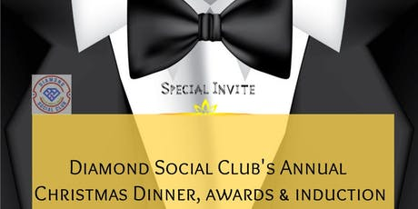 Confirm Your Seat For DSC 2019 Dinner Night tickets