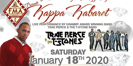 Kappa Kabaret tickets