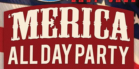 'Merica All Day Party at Loretta's Last Call! tickets