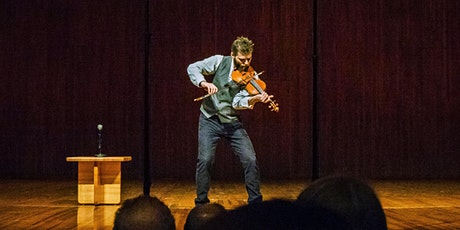 JS Bach: Complete Cello Suites Johnny Gandelsman, violin tickets