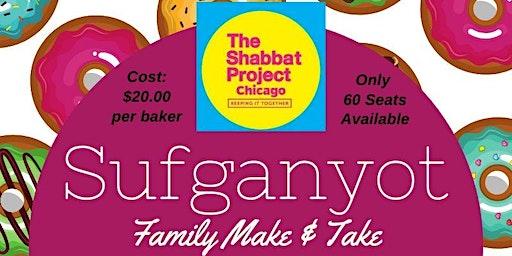 Shabbat Project Chicago: Family Sufganyot Make & Take