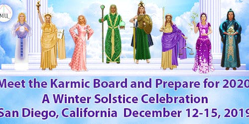 Meet the Karmic Board, Hearts Center Winter Retreat