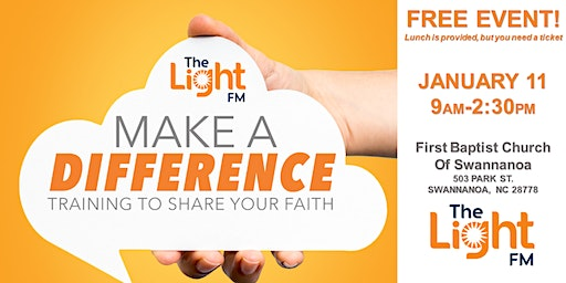 The Light FM's Make A Difference Training