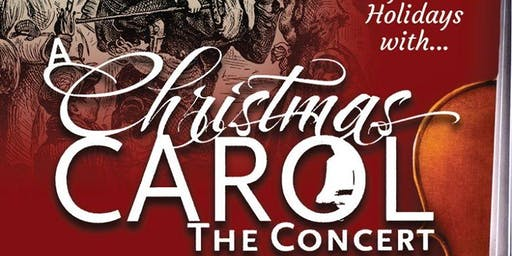 The Pops! Presents A Christmas Carol The Concert