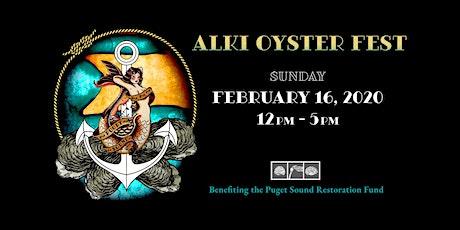 Alki Oyster Fest tickets