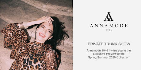 Annamode 1946 showcase tickets
