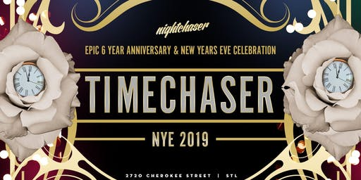 Nightchaser Presents Timechaser w/ AK1D & Friends!