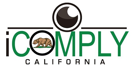 iComply California Comprehensive Compliance Training - Online - 2019 tickets