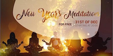 New Year's Meditations 2019/20 tickets