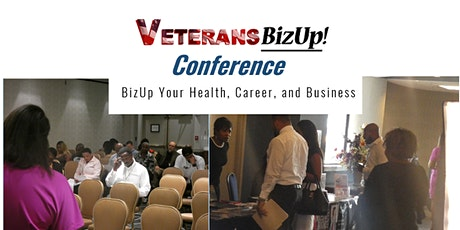 VeteransBizUp Conference tickets