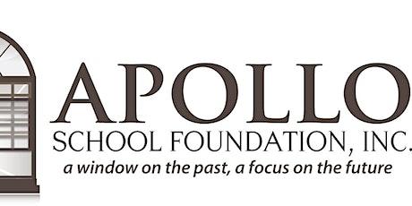 Apollo School 2020 Winter Speaker Series - Patrick S. Mesmer & Patricia Mesmer tickets