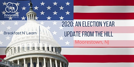 2020 An Election Year Update from the Hill Moorestown 3/25/20 tickets