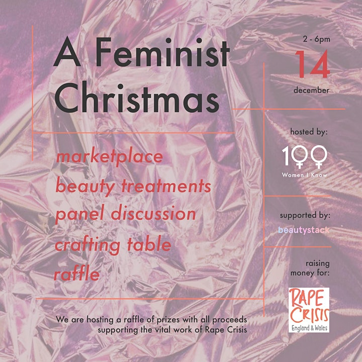 A FEMINIST CHRISTMAS - The Marketplace image