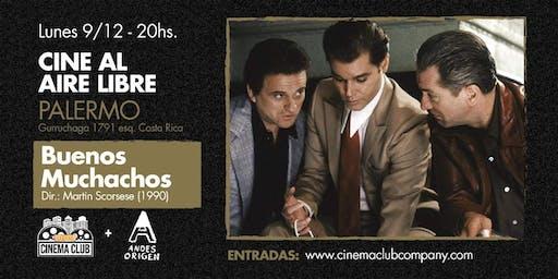 Cine al Aire Libre: BUENOS MUCHACHOS (1990) -  Lunes 9/12