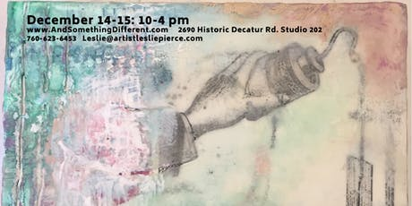 2-Day Workshop/ Dynamic Encaustic Painting with Artist Leslie Pierce tickets
