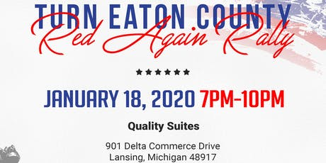Turn Eaton County Red Again tickets