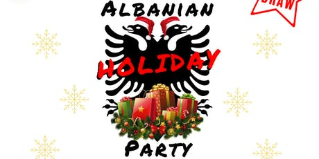 Albanian Holiday Party tickets