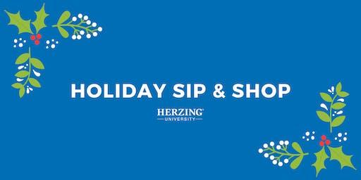 Holiday Sip & Shop