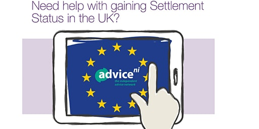 Meeting on Settlement Scheme (questions & assistance with registration)