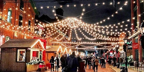 Freedom Collective takes Toronto Christmas Market tickets