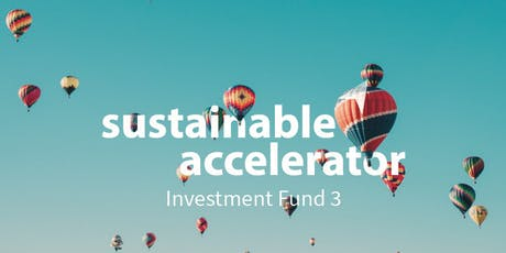 Christmas Drinks - Sustainable Accelerator 3 tickets