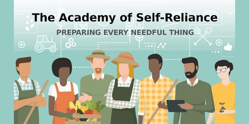 Creating a self-reliance homestead with self-reliant neighbors
