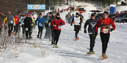 2020 Perkinstown Tramp Snowshoe Race