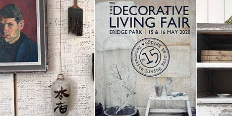 The Decorative Living Fair 15th & 16th May 2020 - Antiques and Vinage Fair tickets