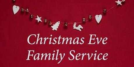 Christmas Eve Family Celebration tickets
