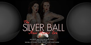 THE SILVER BALL:NEW YEARS EVE 2020 GALA NJ HOTEL EVENT