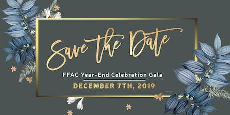 FFAC Year-End Celebration Gala tickets