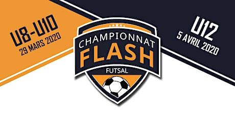 Championnat FLASH de Futsal (Édition 2020) - Tournoi - Coupe (Soccer) billets