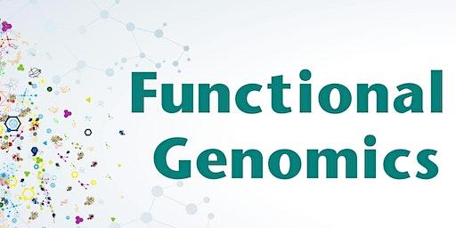 Next Steps for Functional Genomics: A Workshop