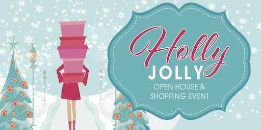 Holly Jolly Open House & Shopping