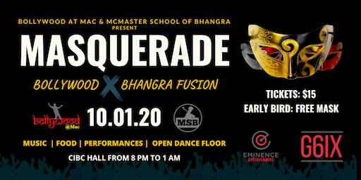 Masquerade: Bollywood and Bhangra Fusion