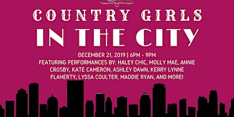 Country Girls in The City 2019 at Loretta's Last Call! tickets