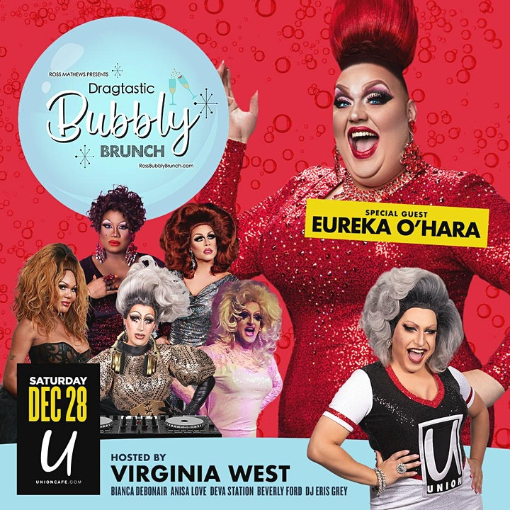 Ross Mathews Dragtastic Bubbly Brunch Columbus, OH image