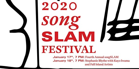 Sparks songSLAM festival: Stephanie Blythe & Fall Island Friends tickets