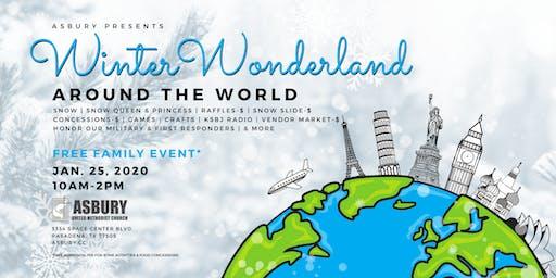 Winter Wonderland Around the World