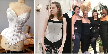 Make A Corset: Corset Making For Beginners tickets