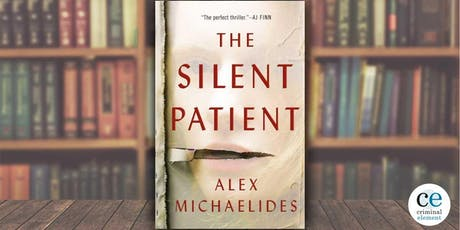 "Monthly Book Club - Wahwah Waffles presents ""The Silent Patient"" tickets"