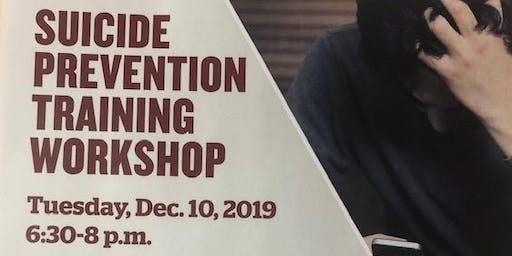 Suicide Prevention Training Workshop