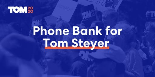 Des Moines Dials 4 Tom with Sam Steyer & Evi Steyer