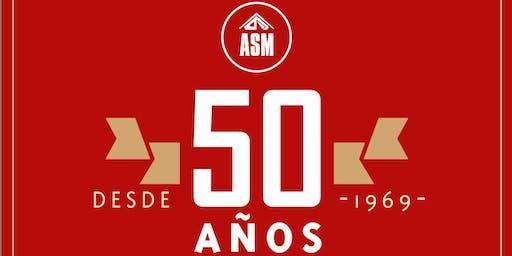 50 ANIVERSARIO AGRUPACION SAN MARTIN