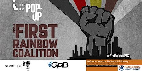 First Rainbow Coalition Screening tickets