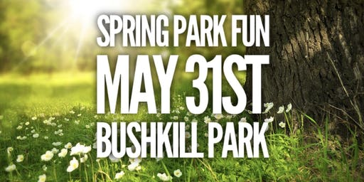 Spring Fun in the Park