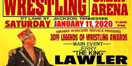 USA Championship Wrestling Legend's of Wrestling