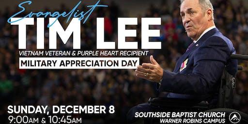 Evangelist Tim Lee