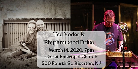 Ted Yoder is coming to Philly tickets
